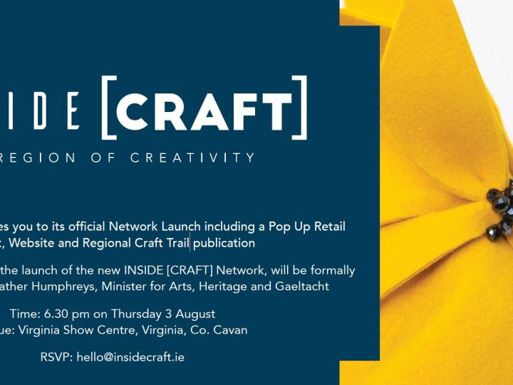 INSIDE [CRAFT] Network Launch