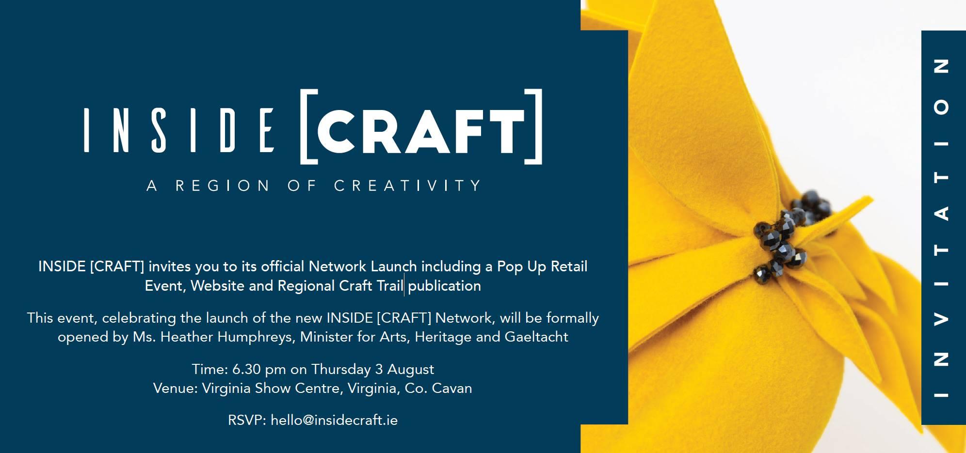INSIDE [CRAFT] Network Launch - Inside Craft