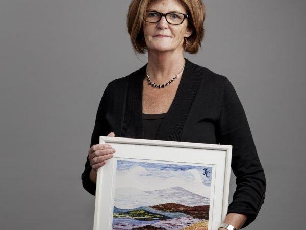Frances Crowe Fibre Artist