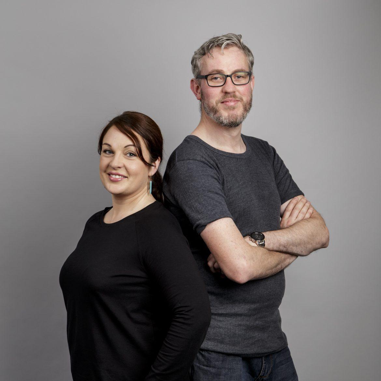 Homebird Design - Orla and Ronan Ward