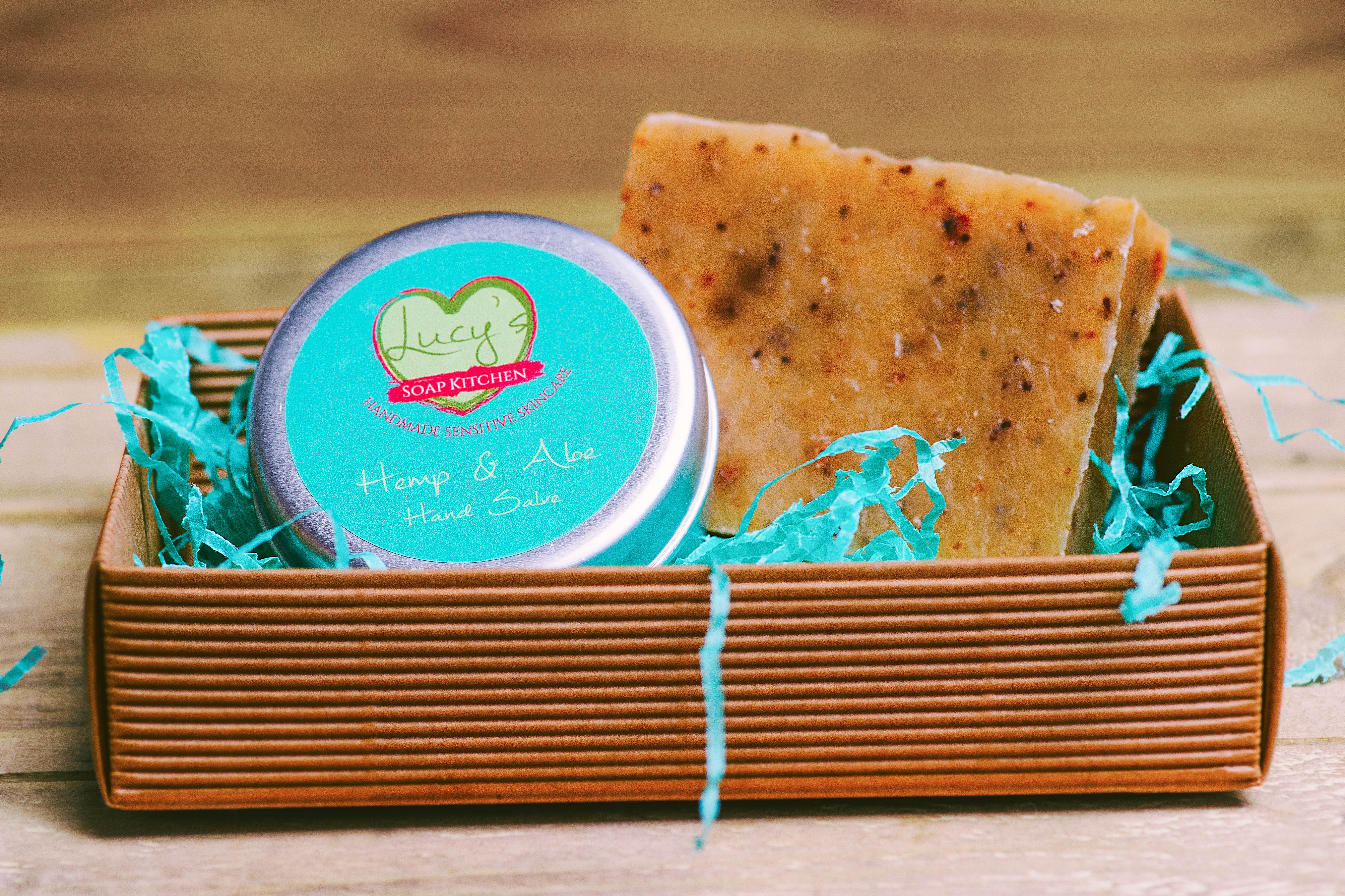 Lucy\'s Soap Kitchen - Inside Craft