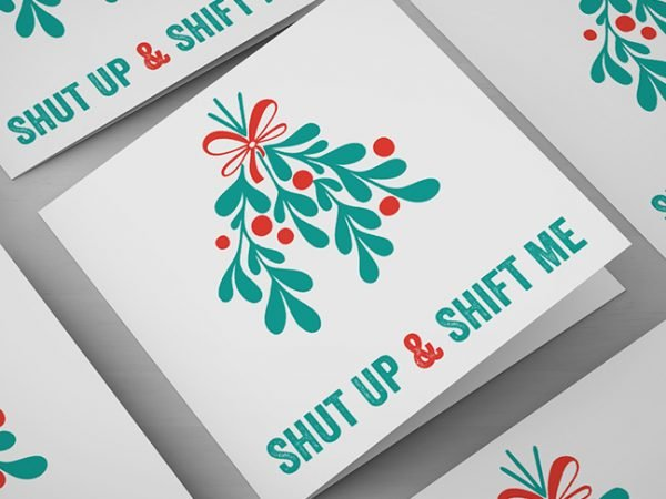 Homebird Design - Christmas Card