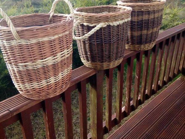 Traditional Irish Baskets